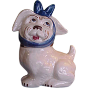 SOLD 1940-50s Shawnee Pottery Muggsy Cookie Jar