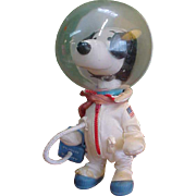 SOLD Vintage Astronaut Snoopy Peanuts Character