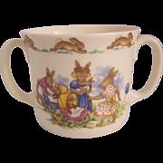 Royal Doulton Bunnykins 2-Handled Cup