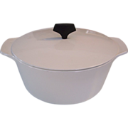 Corning Ware Large Buffet Server Casserole White