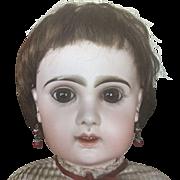 SOLD Adorable Antique Jumeau Doll