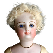 Antique Bru Smiler French Fashion Doll To Dress