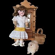 Great Little Kestner 167 Antique Doll