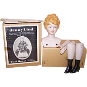 SALE Jenny Lind Doll Yield House Replica Kit 1970's