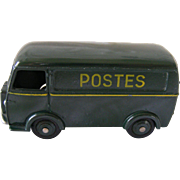 French Dinky No 25B Peugeot D3A Postes