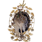 French Marriage Tiara Stand
