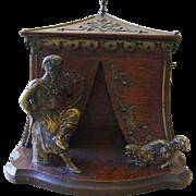 French Novelty Cigar Box
