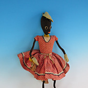 REDUCED Black doll