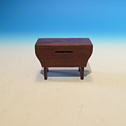 Small Bank in the form of a Stool
