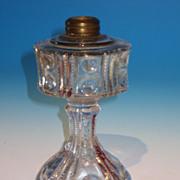 Bullseye pattern miniature lamp