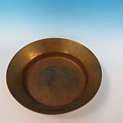 Brass milk pan