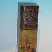 Toleware Polychrome Spectacle Case