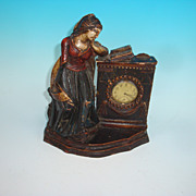 A Very fine carved watch Hutch