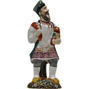 SOLD Russian Figurine Of A Dancing Peasant