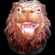 Kuznetsov Factory Lion Head.