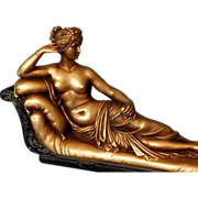 REDUCED Excellent Collector's Vintage Large Statue of Venus Victorious