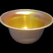 Steuben Gold Aurene and Calcite