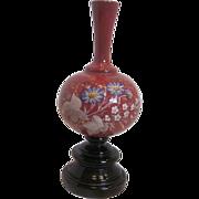 Bohemian Marmoriertes Vase