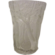 Josef Inwald Barolac Frosted Forest Vase