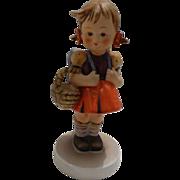 "Hummel Figurine ""School Girl"""