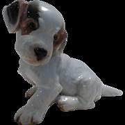 Rosenthal Porcelain Dog Figure