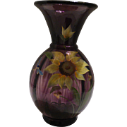 Fenton Art Glass Vase