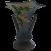 """Roseville Pottery """"Bleeding Heart"""" Vase"""