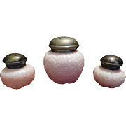 Sugar, Salt & Pepper Shakers