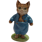 """Beatrix Potter """"Tom Kitten"""""""