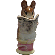 """Beatrix Potter """"The Tailor of Gloucester"""""""