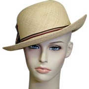 1970's Betmar New York Hat