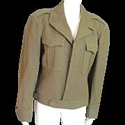 REDUCED Vintage Army Jacket
