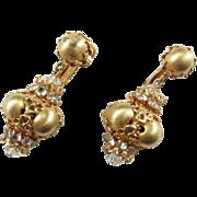 Vendome Baroque Earrings