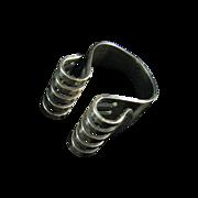 Beau Sterling Modernist Ring