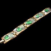 Kay Denning Modernist Enamel Bracelet