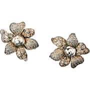 Theodor Fahrner Filigree Earrings