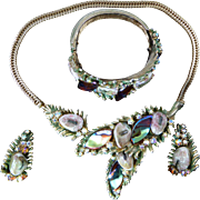 HAR Dragon's Tooth Parure - Necklace, Bracelet, and Earrings