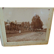 1895 Photo Home of Marietta Holley Author Josiah Allens Wife Pierrepont Manor, NY
