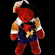 SALE North American Bear Co Cyrano De Beargerac VIB Collection 1991 EXCELLENT