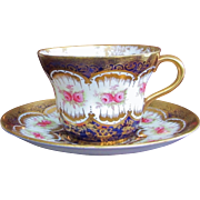 Paragon England Cup and Saucer c.1921