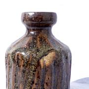 SALE 1960s Gustavsberg Stoneware Vase by Stig Lindberg Sweden