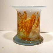 REDUCED Huge Finn Lynggaard Randsfjord Glass Vase Norway