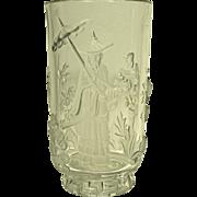 REDUCED Verlys Art Deco Mandarin Glass Vase