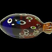 Galliano Ferro Mid Century Venetian Glass Fish Sculpture Raymor
