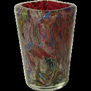 AVeM Murano TUTTI FRUTTI Vase