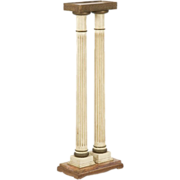SALE French Louis XVI Style Pedestal Column Stand c. 1900