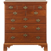 SALE American Chippendale Antique Chest of Drawers, Pennsylvania c. 18th Century