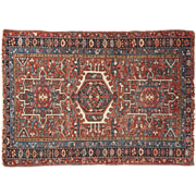 SALE Small Authentic Karajah Caucasian Rug Carpet