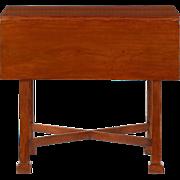 American Chippendale Antique Pembroke Table, Pennsylvania c. 1780