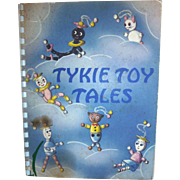 Bakelite Crib Toy Cribtoy Story Book Tykie Toy Tales